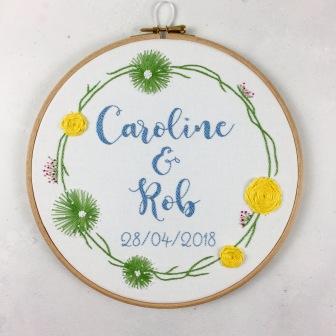 2 Mollycat wedding embroidery hoop IMG_2361